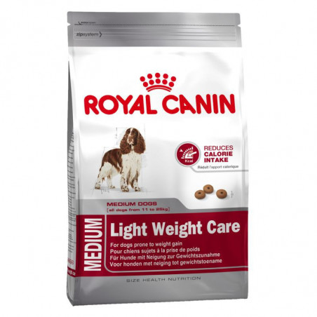 Royal Canin - Medium Light Weight Care (3 kg ou 9 kg)
