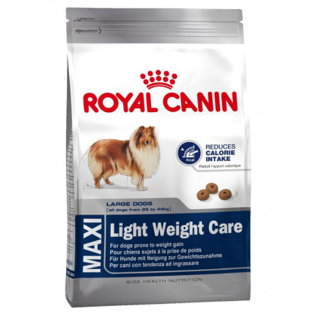 Royal Canin - Maxi Light Weight Care (3 kg ou 13 kg)