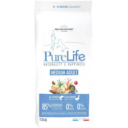 Pure Life - Medium Adult (2 kg ou 12 kg)