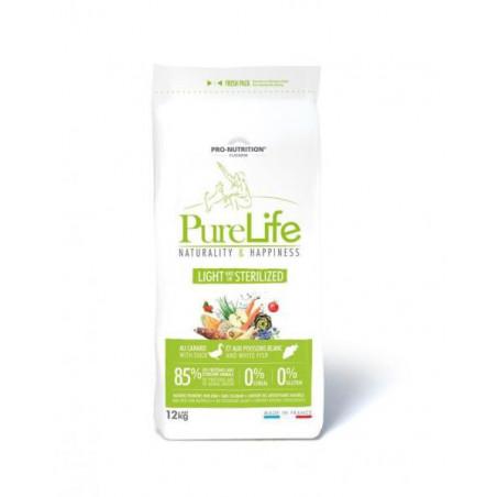 Pure Life - Sterilisé et/ou Light (2 kg ou 12 kg)