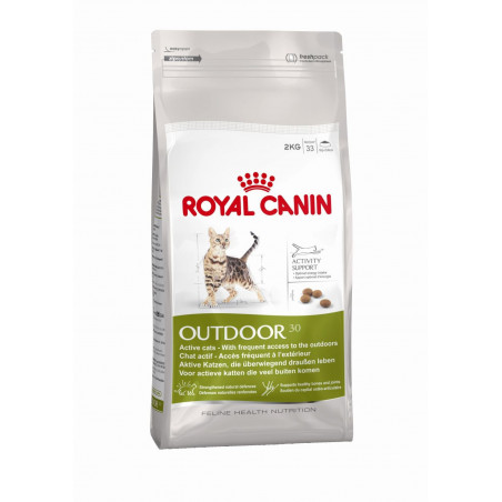 Royal Canin - Outdoor 30 (2 kg ou 4 kg)