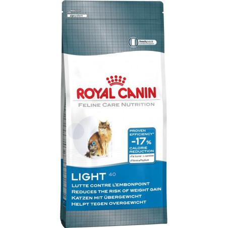 Royal Canin - Light 40 (2 kg ou 3,5 kg)