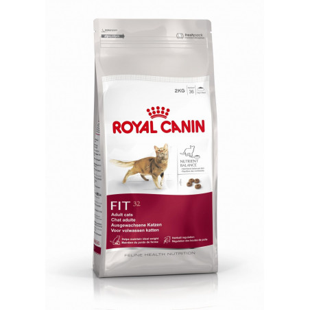 Royal Canin - Fit 32 (2 kg 4 kg ou 10 kg)