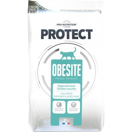 Pro-Nutrition Flatazor Protect Obésité Chat (400g ou 2 kg)