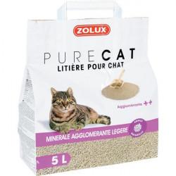 Pure Cat - Litière pour Chats (5L)