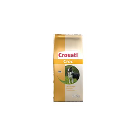 PROMO Crousti Croc 20 kg (dont 3 kg Gratuits)