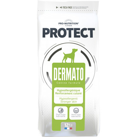 Pro-Nutrition Flatazor Protect Dermato (2 kg ou 12 kg)