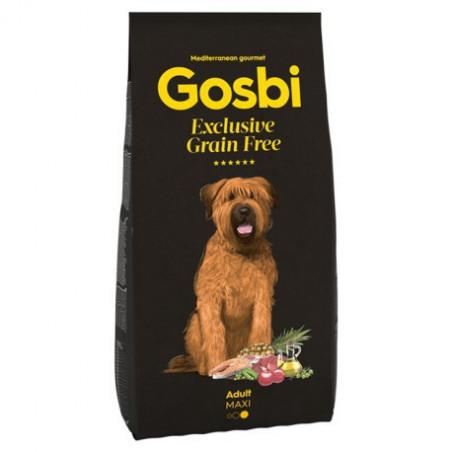 Gosbi - Grain Free - Adulte Maxi (3 kg ou 12 kg)