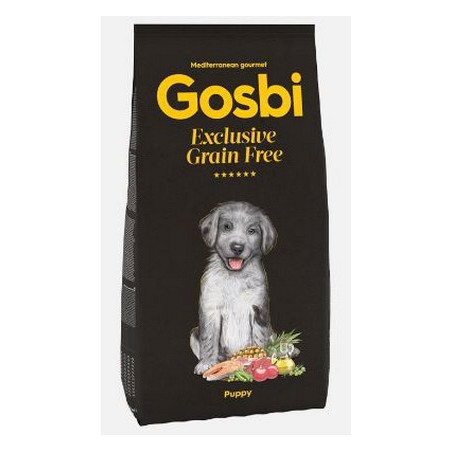 Gosbi - Grain Free - Puppy (3 kg ou 12 kg)