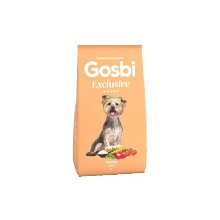 Gosbi - Exclusive - Chicken Mini (2 ou 7 kg)