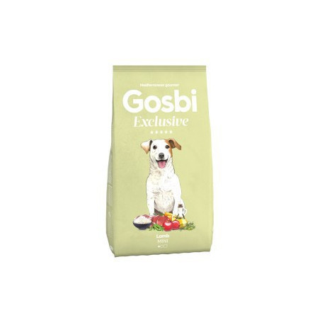 Gosbi - Exclusive - Agneau Mini (2 ou 7 kg)