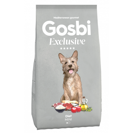 Gosbi - Exclusive - Diet Mini (2 kg)
