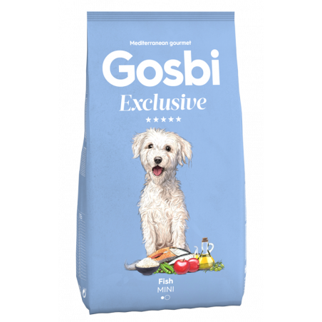 Gosbi - Exclusive - Poisson Mini (2 ou 7 kg)