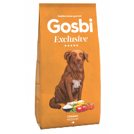 Gosbi - Exclusive - Poulet Medium (3 ou 12 kg)