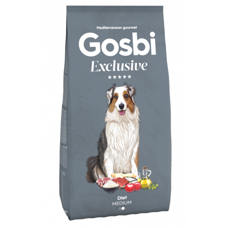 Gosbi - Exclusive - Diet Light (3 ou 12 kg)