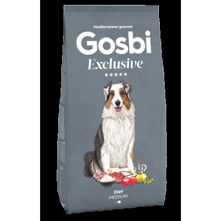 Gosbi - Exclusive - Diet Light (3 ou 12 kg)