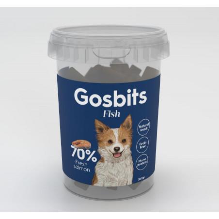 Gosbi - Snack - Poisson (300g)