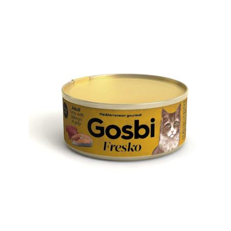 Gosbi - Fresko Chat - Thon & Saumon (70g)