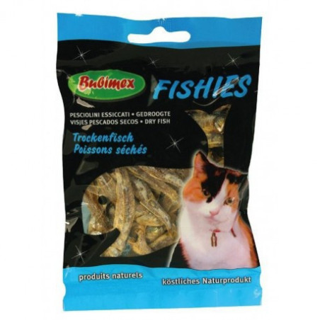 Bubimex - Fishies Poissons Séchés (50g)