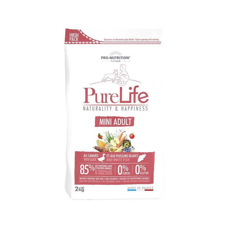 Pure Life Mini Adult  (2kg)
