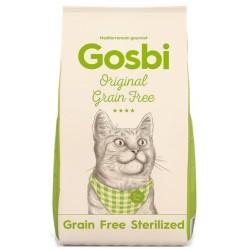 croquettes chat gosbi sans cereale livraison gratuite