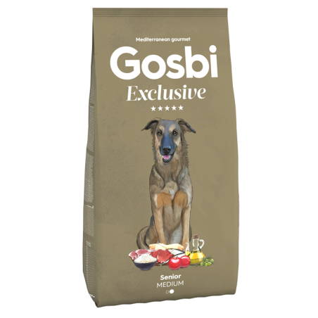 copy of Gosbi Exclusive Grain Free Adulte Mini (2 kg)