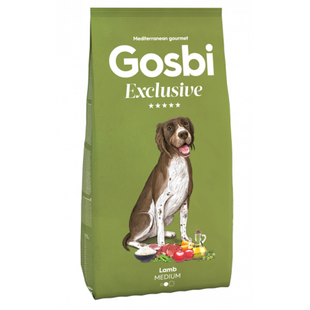 Gosbi Exclusive Grain Free Adulte Mini (2 kg)